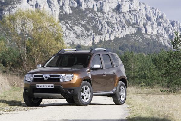 Nouveau Dacia Duster : épais