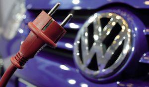 Volkswagen : l'électrique a fuité, et cela s'annonce bien
