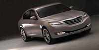 Hyundai Genesis Concept : vaisseau amiral