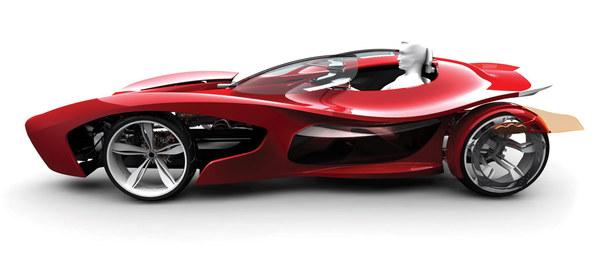 Design : Phoenix Concept -Regeneration Passion- par Sergio Loureiro