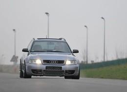 Audi RS4 KSF Motorsport... 718 chevaux en toute discrétion