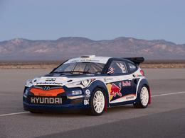 Chicago 2011 : 500 ch pour le Hyundai Veloster de Rhys Millen : pour embêter Ken Block