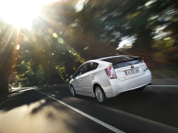 La future Toyota Prius profitera de l'expérience de la compétition automobile