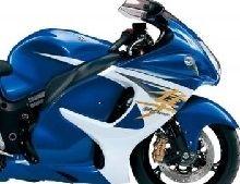 Actualité moto - Suzuki: le S-DMS arrive sur la Hayabusa