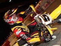 Supermotard 2011 : ouverture du championnat de France les 11 et 12 juin à La Roche-de-Glun.