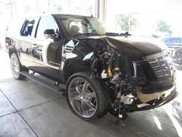 Le Cadillac Escalade détruit par Tiger Woods sera réparé et vendu par la General Motors