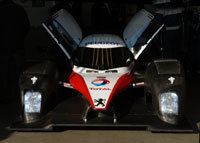 Essais officiels LMS 1: La Peugeot 908 au petit trot