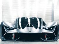 Lamborghini dévoile le concept Terzo Millennio