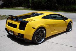 Lamborghini Gallardo par Heffner Performance : 930 ch à la roue, simplement