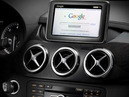 Mercedes et Volkswagen s'inquiètent du développement de Google et Apple dans les autos