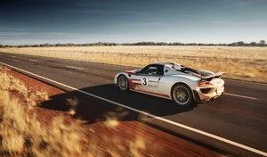 Porsche mécontent face à la volonté des Australiens de remettre des limitations de vitesse