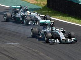 F1 : comment Lewis Hamilton et Nico Rosberg peuvent devenir champion