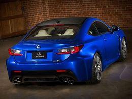 Japon : Lexus annule une présentation presse de sa RC F, faute d'intérêt !