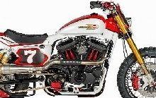 Actualité - Harley-Davidson: un Sportster scrambler pour le meilleur