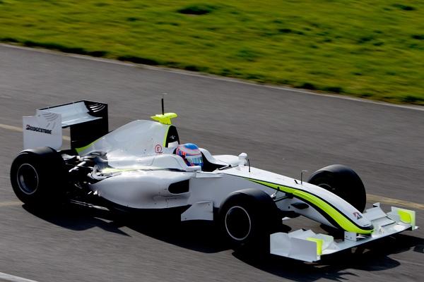 F1 la bgp001 sacr e voiture de course de l ann e - Photo voiture de course ferrari ...