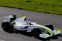 F1 - La BGP001 sacrée voiture de course de l'année