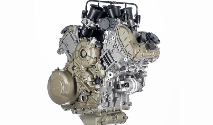 Ducati dévoile le moteur de la Multistrada V4: le Granturismo