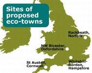 Le Royaume-Uni va donner le jour à des villes écologiques