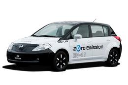 Nissan présente la plate-forme de sa future voiture électrique
