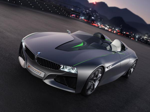 Genève 2011 : BMW Vision ConnectedDrive Concept, la joie d'être connecté