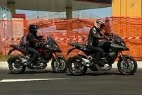 Le trail Ducati de 2010 reste scotché...