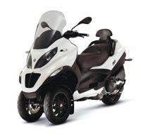 Nouveauté Scooter : Piaggio MP3 LT 400 Sport