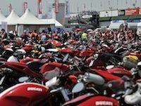 World Ducati Week 2012 : du 21 au 24 juin