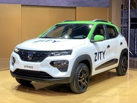 Présentation vidéo - Dacia Spring, la voiture électrique low cost