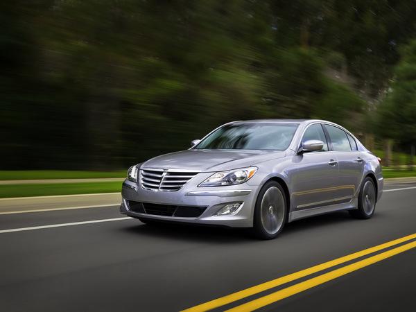 Chicago 2011 : Hyundai Genesis R-Spec, la plus puissante de l'histoire