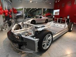 La Tesla Model S commence doucement sa carrière en Chine