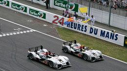 Programme sportif d'Audi en 2010: L'Intercontinental Le Mans Cup de la partie