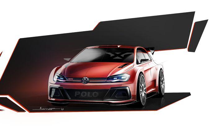 Volkswagen annonce la Polo GTI R5