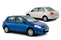 Nissan Tiida: elle arrive en Europe