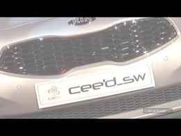 En direct du salon de Genève 2012 - La vidéo de la Kia Cee'd 2