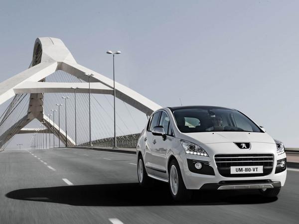 PSA Peugeot Citroën se lance dans l'hybride essence