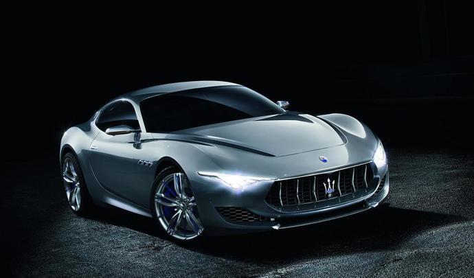 Maserati : l'Alfieri sera lancée au salon de Genève 2020