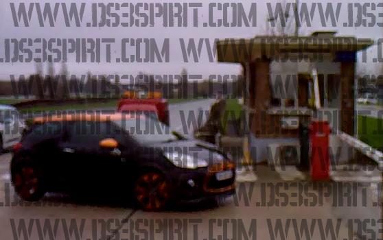 Future Citroën DS3 GT (aka CRE) espionnée : ça va être méchant