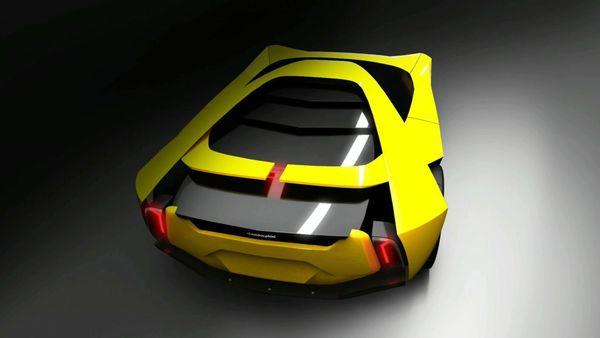 Lamborghini Madura : Espada new age