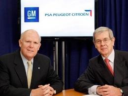 General Motors et PSA : des productions en commun finalement envisagées ?