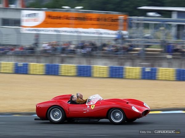 Photos du jour : Ferrari Testa rossa TR58 (Le Mans Classic)