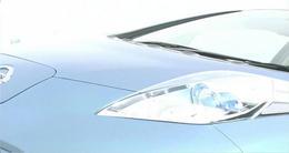 Des teasers du futur véhicule électrique Nissan