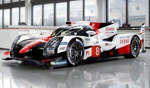 Fernando Alonso pourrait faire un essai en LMP1 avec Toyota