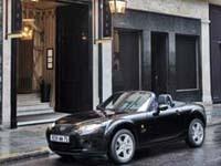 Salon du cabriolet - Mazda MX-5 Palace Costes : série limitée de luxe !
