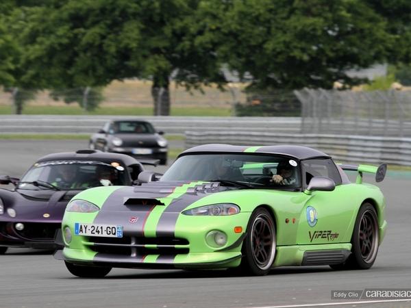 Photos du jour : Dodge Viper RT10 (Sport & Collection)