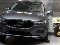 Euro NCAP: 5 étoiles pour huit nouveautés, meilleures notes de l'année pour le Volvo XC60