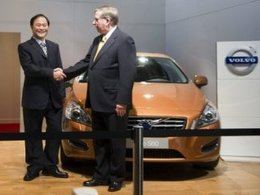 Officiel : Volvo devient chinois