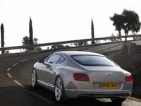 James Bond passe à la Bentley Continental GT