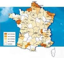 Qualité de l'air en France : bilan 2008 et premières observations 2009