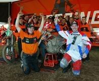 Knight champion GNCC 2007