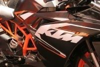 Salon de Milan en direct : KTM RC125 ABS